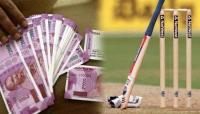 Cricket gambling